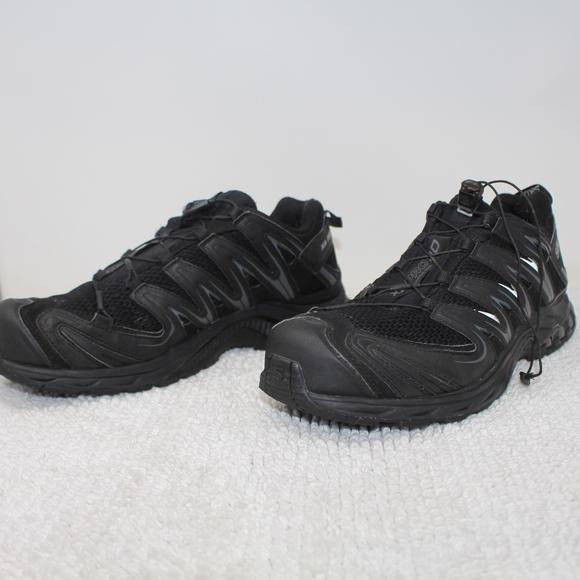 cabd3ac8 2014 Salomon 356801 XA PRO 3D Black Trail Run 10.5